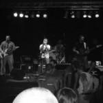 In concerto ad Atreju nel 2003