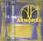 Copertina della cassetta demo Dimostrazione 01 degli Armorea