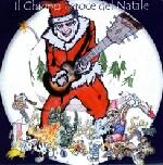 """Copertina del mini cd """"Il ghigno feroce del Natale"""""""